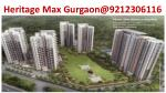 Heritage Max Sector 102 @09212306116