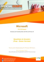 70-778 - Learn Through Valid Microsoft 70-778 Exam Dumps - Real 70-778 Exam Questions