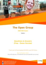OG0-093 Dumps - Affordable The Open Group OG0-093 Exam Questions - 100% Passing Guarantee
