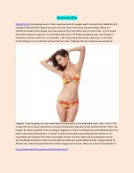 Radiantly Slim- The Fast Weight Loss