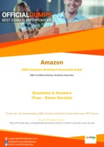 AWS-Solution-Architect-Associate Dumps - Affordable Amazon AWS-Solution-Architect-Associate Exam Questions - 100% Passin