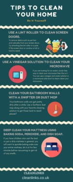 Tips to Keep your Home Clean