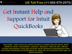 Get Instant Help and Support for Intuit QuickBooks