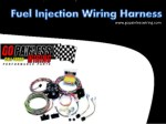 Best Fuel Injection Wiring Harness