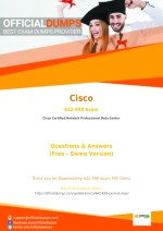 642-998 - Learn Through Valid Cisco 642-998 Exam Dumps - Real 642-998 Exam Questions