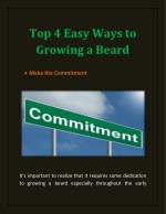 Top 4 Easy Ways to Growing a Beard