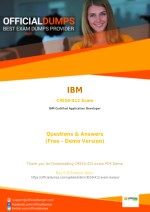 C9550-412 - Learn Through Valid IBM C9550-412 Exam Dumps - Real C9550-412 Exam Questions