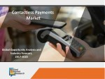 Contactless Payments Market Expected to Reach $25,565 Million, Globally, by 2023