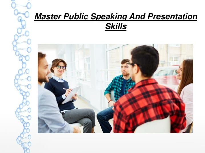 master public speaking and presentation skills n.