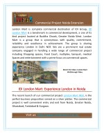 London Mart Mall Greater Noida West