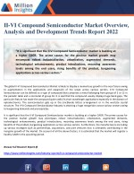 II-VI Compound Semiconductor Market Overview, Analysis and Development Trends Report 2022