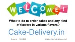 Order to gift your various types of cakes and flowers in your budget?