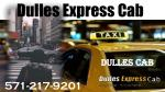 Washington Flyer Taxi service 571-217-9201