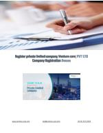 Register private limited company- Venture care| PVT LTD Company Registration Process