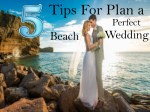 Guide to Planning the Perfect Beach Wedding | Weddings by Beasley's Floral
