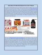 Know About The Best HCG Diet Kits From Colin F Watson