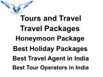 Tour and Travel Bangalore, ShubhTTC provides best deals on packages