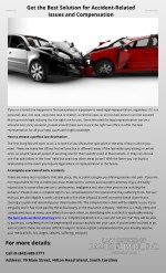 A Guide to Compensation Available for Accident Victims   Berl Law