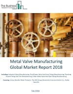 Metal Valve Manufacturing Global Market Report 2018