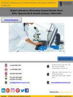 Laboratory Information System Market Share: Industry Trends, & Forecast 2016-2024