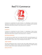 Business, web Development and Digital marketing Services – Red7