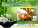 Traditional ayurveda