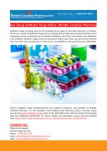 Buy Cheap Antibiotic Drugs Online-Reliable Canadian Pharmacy