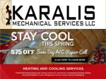 Local AC Repair West Chester | karalis mechanical service LLC