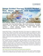 Image Guided Therapy System Market Outlook and Opportunity Analysis 2018-2026