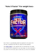 http://advisorwellness.com/keto-x-factor-reviews/