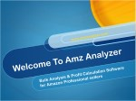 FBA Fee Calculator | Amz Analyzer