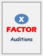 UK X Factor 2019 Auditions