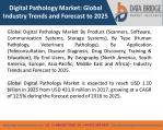 Global Digital Pathology Market – Industry Trends and Forecast to 2025