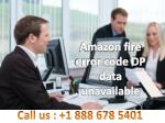 How To Fix Amazon fire error code dp data unavailable