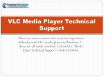 Vlc Media Player Technical Support