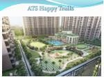 ATS Homekraft Happy Trails Noida Extension