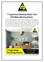 7 Ingenious Packing Hacks That Will Make Moving Easier