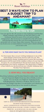 Best 3 Ways How to Plan a Budget Trip to Andaman?