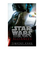[PDF] THRAWN : ALLIANCES (STAR WARS) by Timothy Zahn