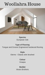 Choose The Perfect Type of Flooring in Woollahra House