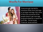 Wazifa For Love Marriage With Permission in 21 Days