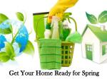 Tips to Protect Home During Spring Season