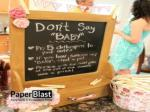 Best Party Banners With Baby Shower Games