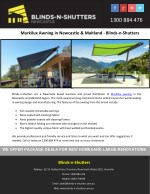 Markilux Awning in Newcastle & Maitland - Blinds-n-Shutters