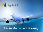 Online Flights Booking from Austin