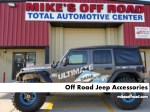 Off Road Jeep Accessories