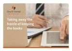 OneDee: Online Bookkeeping & Payroll Services brochure