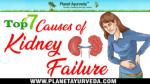 Top 7 Causes of Kidney Failure ( Renal Failure )