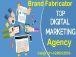 Best Digital Marketing Agency, Brand Fabricator