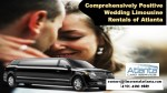 Comprehensively Positive Wedding Limousine Rentals of Atlanta